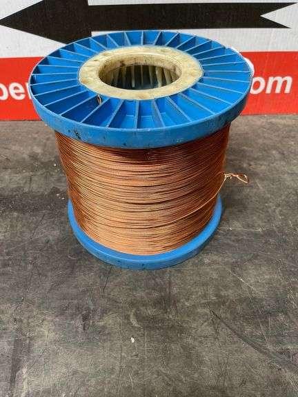 1422-NM New Spools Copper Wire, Transformer & Scrap Wire Online Auction