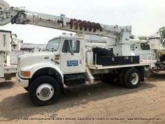 1417-NM Line Construction & Others Vehicles, Equipment & Tools LIVE Auction