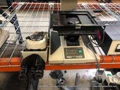 1396-NM Microscopes & Optical Equipment Online Auction