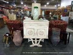 1457-TX German, Belgium Container & Estate Online Auction