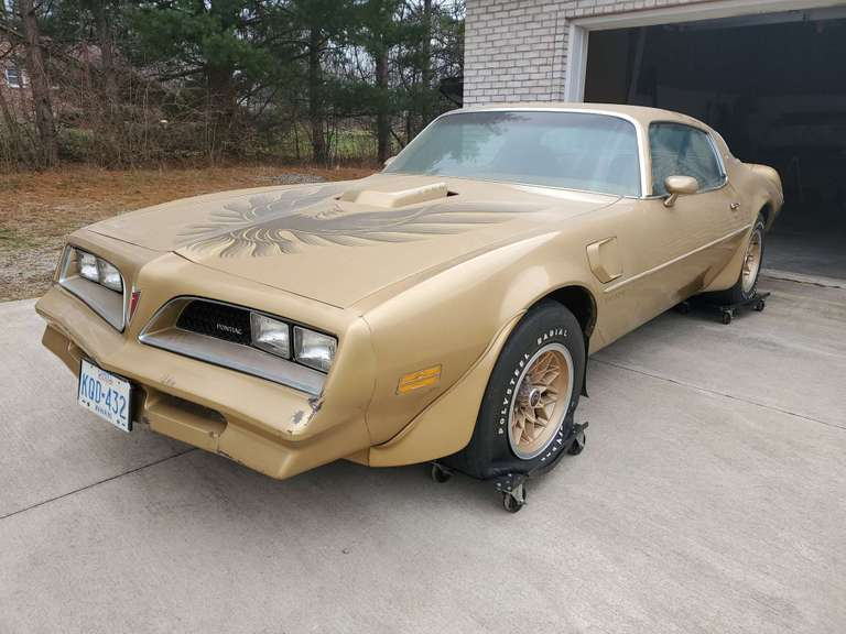 78' Trans-Am, 27' T-Bucket Hot Rod, Tractors, Welder, Brush Hog, Air Compressors, High End Tools. New Middletown, OH