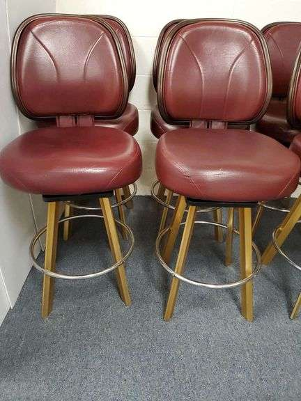 Casino Chairs From Nevada! Bar and Table height and more!