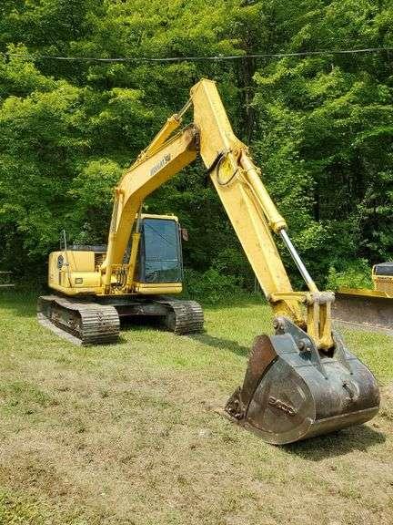 Construction Company Heavy Equipment and Tools Liquidation, Cortland, OH