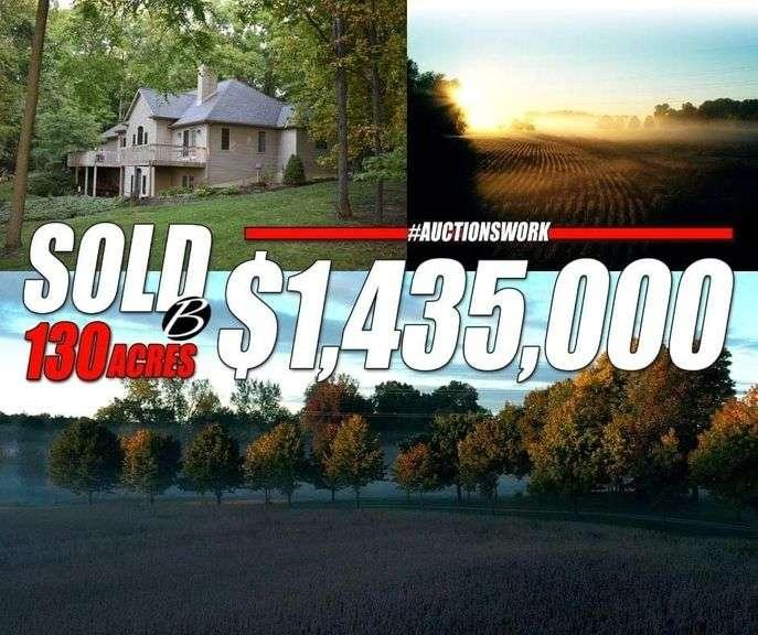 LIVE & SIMULCAST McComb Rd Multi Par Auction