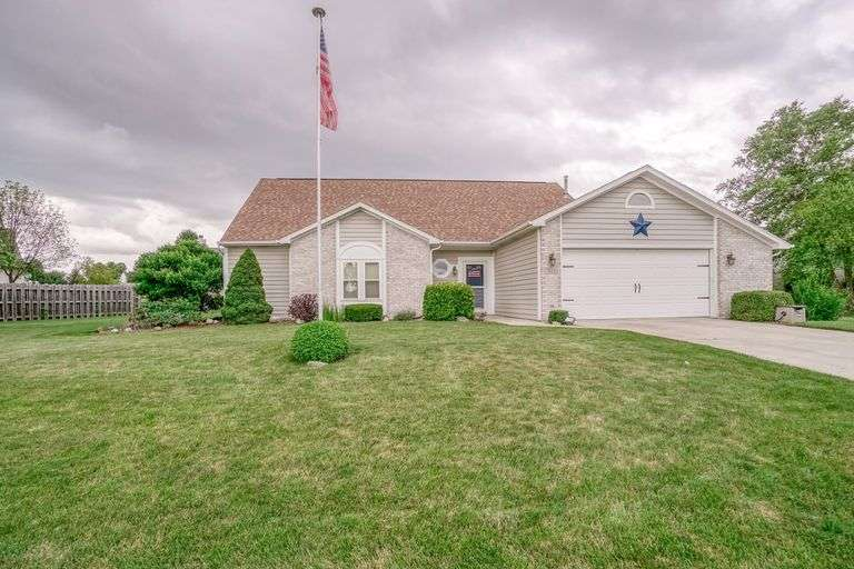 Timed ONLINE Real Estate Auction - 3125 Walnut Run, Fort Wayne, IN 46814