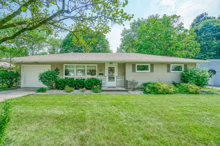 Timed ONLINE Real Estate Auction - 433 Stratton Way, Decatur, IN 46733