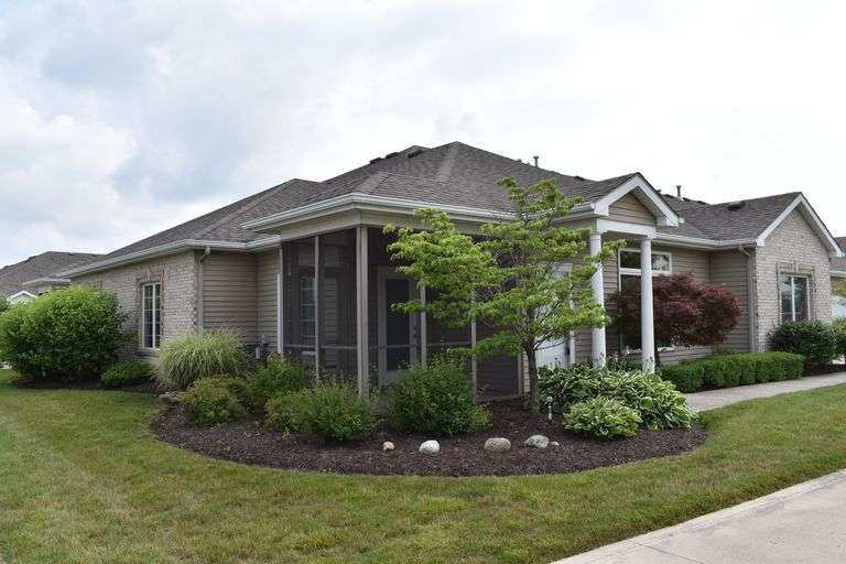 Timed ONLINE Real Estate Auction - 12003 Cross Winds Way, FW, IN 46818