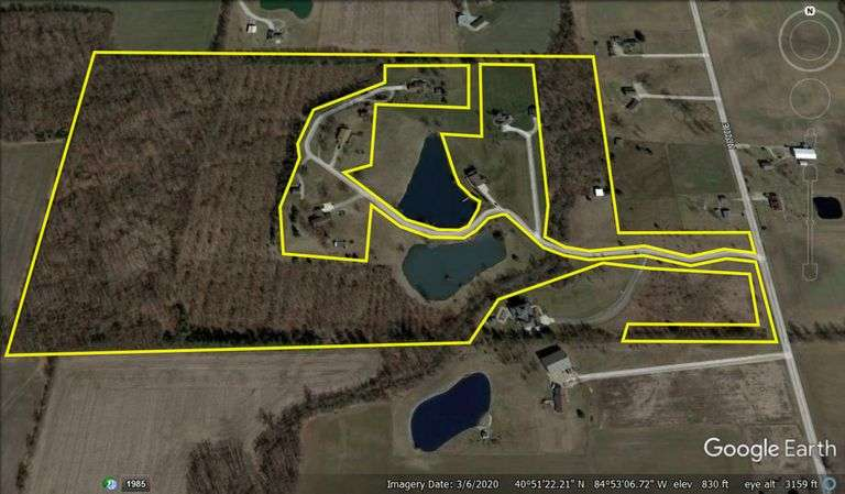 ONLINE & LIVE Real Estate Auction - N 300 E, Decatur IN
