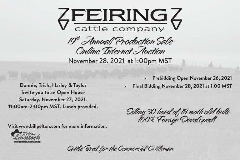 Feiring Cattle Co.