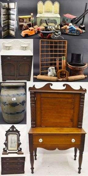 Butler PA Estate Auction