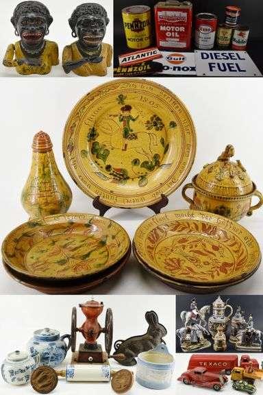 Antiques & Collectibles Online Auction June 11 - 17 2021