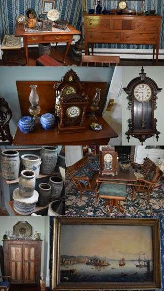 Stopped In Time Farmhouse Liquidation Auction Sept. 24 thru 30 2021