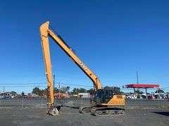 2015 Case CX250D LR Excavator