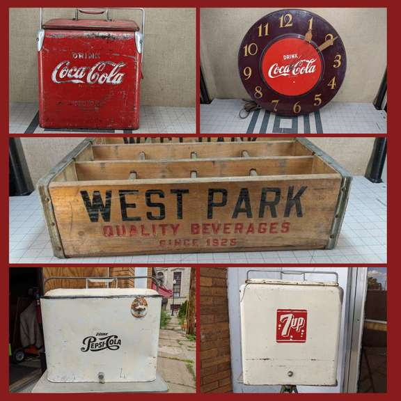 (ended) Antique / Collectibles Consignment Auction
