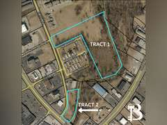 COMMERCIAL LAND AUCTION - 8 +/- ACRES IN HOPKINSVILLE KY