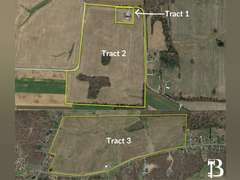 LAND AUCTION - 181 +/- ACRES IN CHRISTIAN AND TRIGG COUNTY, KY