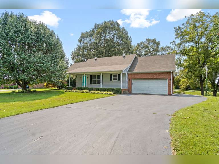 RESIDENTIAL PROPERTY AUCTION - 17 MAPLE RD, CADIZ, KY 42211