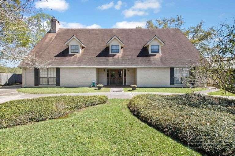 Patterson, LA Home Auction