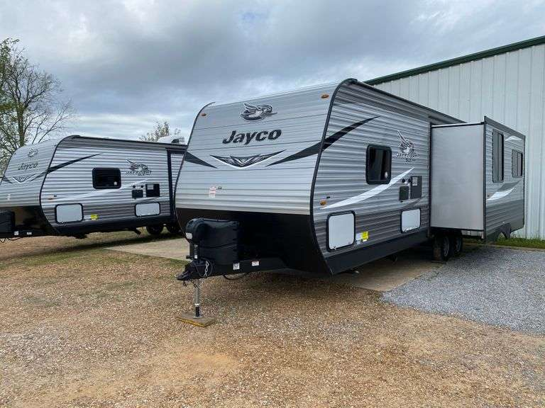 Campers, Portable Buildings, and Cars Auction