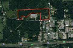 25+/- Acres on HWY 42 off of Interstate 20
