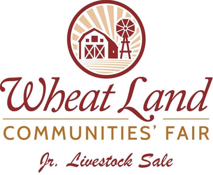 Wheatland Communities' Fair Jr. Livestock Sale