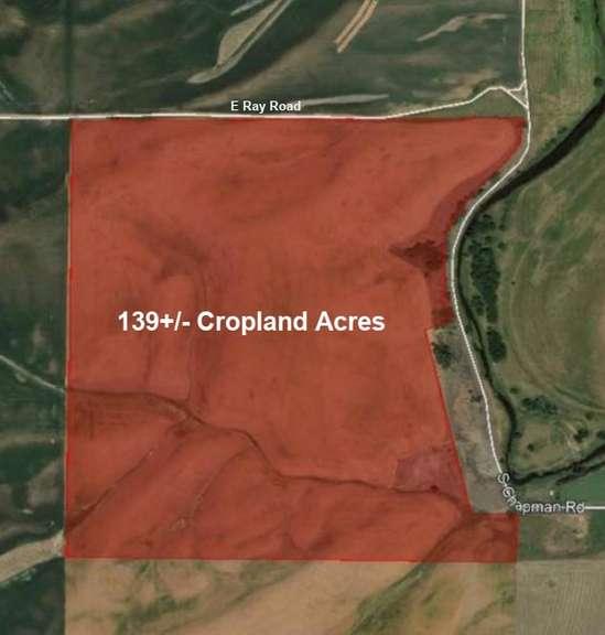 139+/- Ag Acres near Latah WA