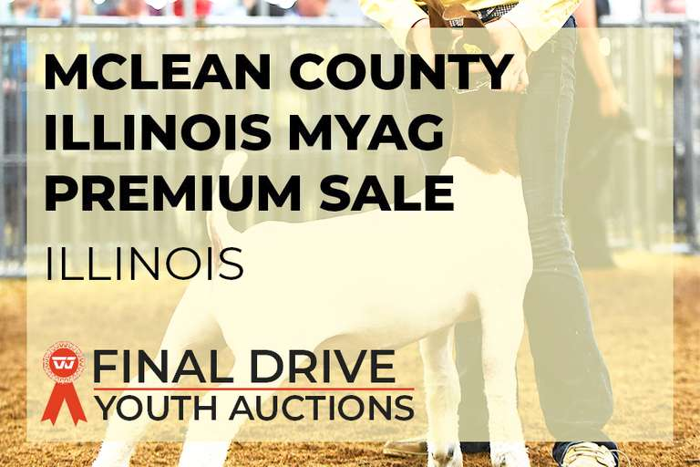 McLean County Illinois MYAG Premium Sale - Illinois