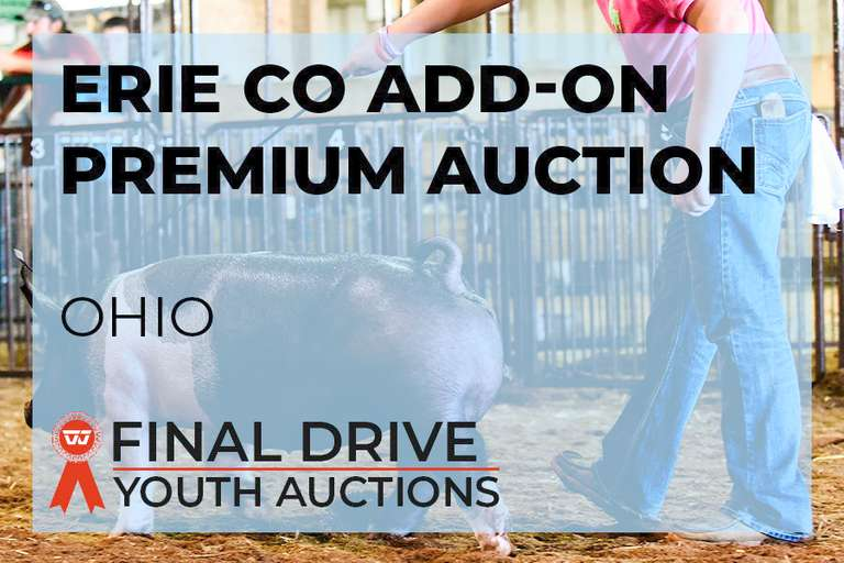 Erie Co Add-On Premium Auction - Ohio