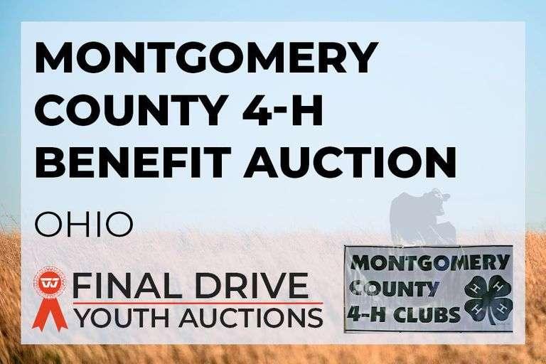 Montgomery County 4-H Benefit Auction - Ohio
