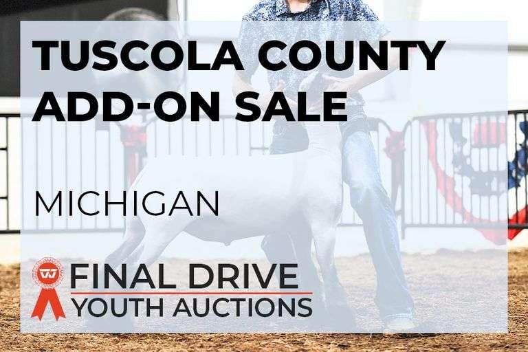 Tuscola County Add-On Sale - Michigan