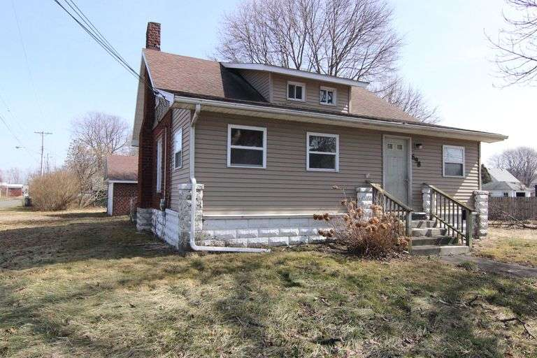 Bidding Closed! High Bid $46,000 - 04/13/2021 - Online Court Ordered Sale: 698 Harbor St. Conneaut, OH - Ashtabula County