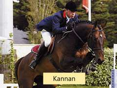 ANNYALLA KHANNAN (Grey Filly)- Sire: Kannan, Sire of Dam: Cruising