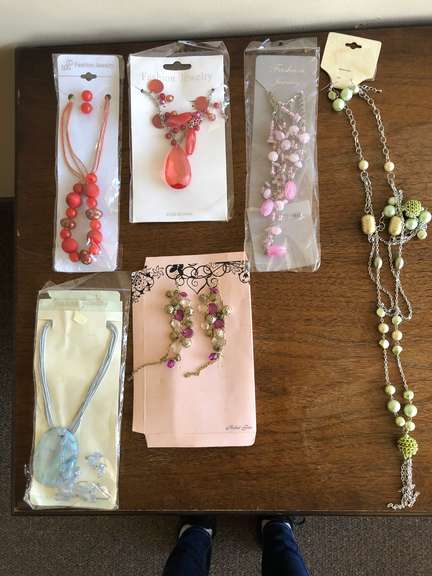 Jewelry Sets and Earrings