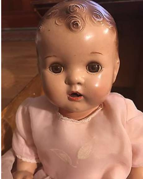 1930's Large DREAM BABY doll