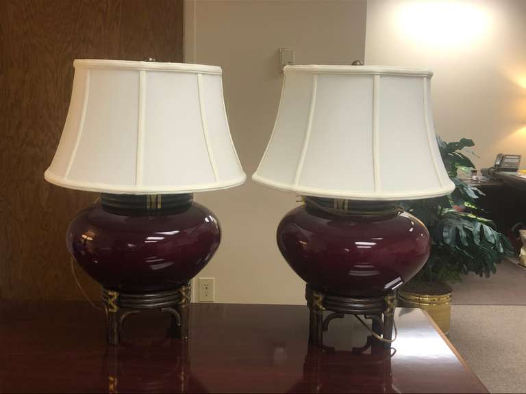 Oriental Large Table Lamps