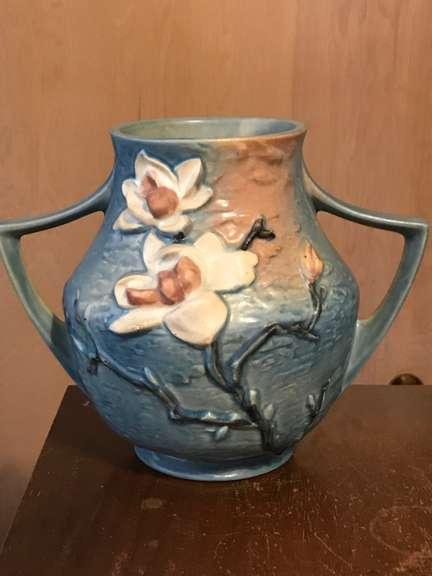 1930's Roseville Vase