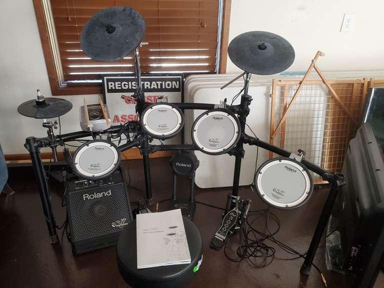 Roland V-Drum Set