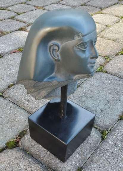 HEAD OF ANKH-KHONSU - REPRODUCTION