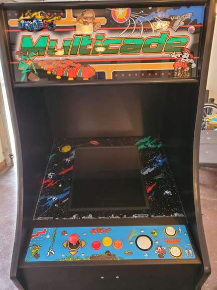 Multi-Arcade Game - 60 Games In One