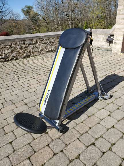 Total Gym Workout Equipment
