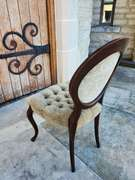 Victorian Cherry Side Chair