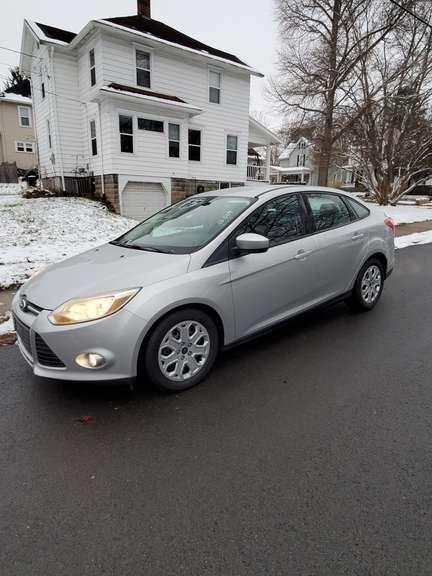 2012 Ford Focus - 112,048 miles