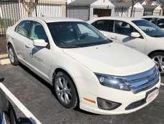 2012 Ford Fusion SE - 71,210 miles