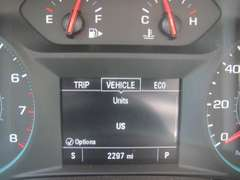 2020 Chevy Malibu - 2,297 Miles