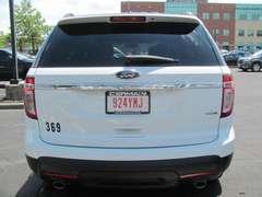 2013 Ford Explorer - 38,870 Miles