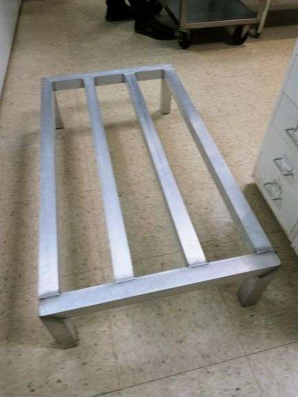 Aluminum Dunnage Rack - Small
