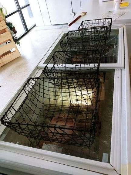 5 Wire Baskets