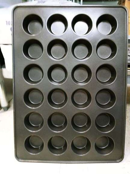 Variety of Donut Pans