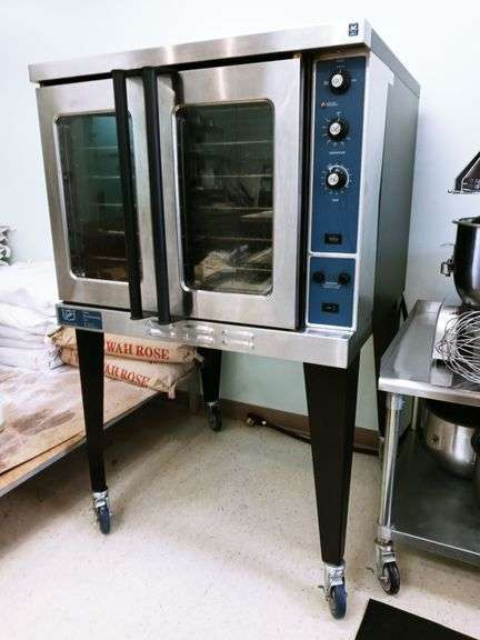 Deck Oven - Duke Manufacturing on Wheels