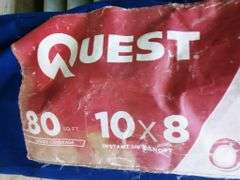Quest Canopy Tent - 10' x 8'